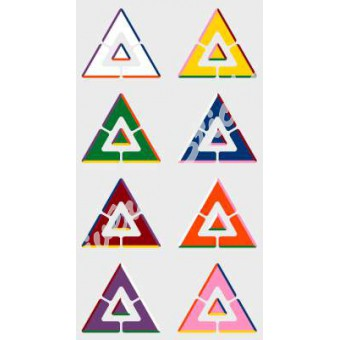Super Pyraminx Diamond