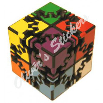 Scimage's David Gear Cube 8C