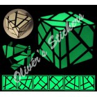 Glow in the dark Ghost cube