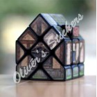 Nathan's Inverted house cube sticker