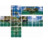Overwater Panorama 3x3x3 sticker
