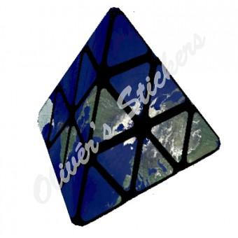Earth Pyraminx