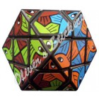 Escher Fish Cuboctahedron