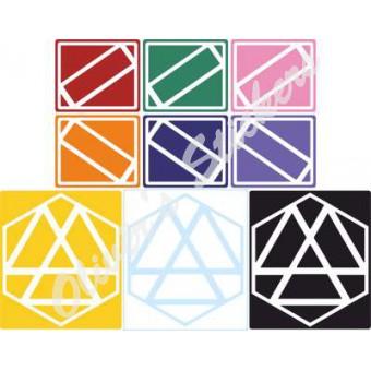 Hexagonal prism 3x3x3