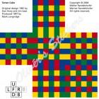 Tartan Cube #1