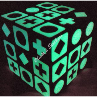 Glow in the dark 3x3x3